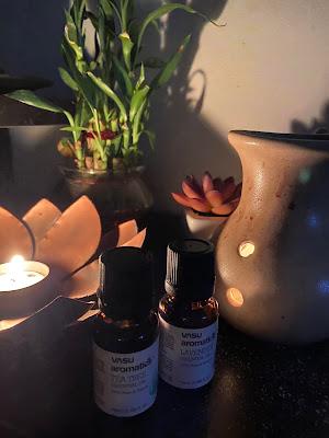 Vasu healthcare essential oils