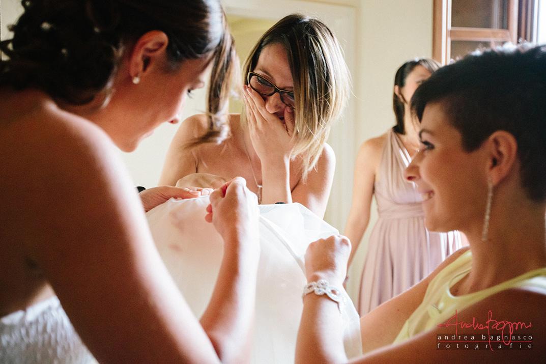 preparazione sposa miglior fotografo matrimonio