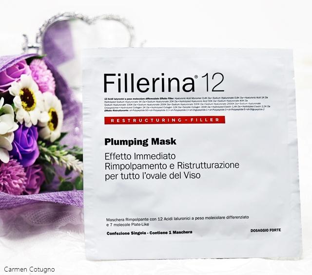 Fillerina 12 Plumping Mask