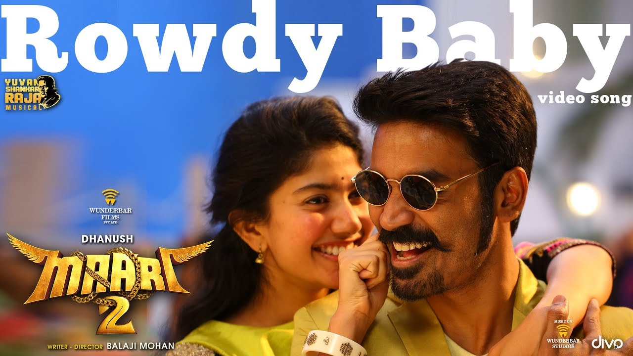 Rowdy Baby Lyrics in Hindi