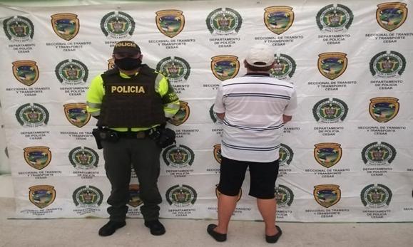 https://www.notasrosas.com/En Aguachica y Pelaya: dos capturados por Porte y Tenencia de Armas de Fuego