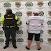 En Aguachica y Pelaya: dos capturados por Porte y Tenencia de Armas de Fuego