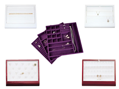 Shop the Deluxe Display Trays at NileCorp.com
