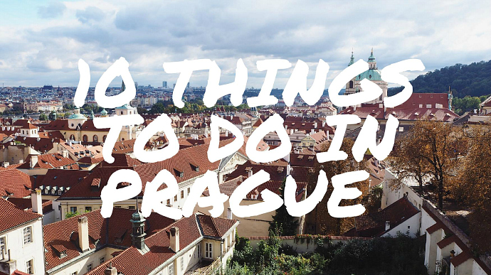 10 things to do in Prague
