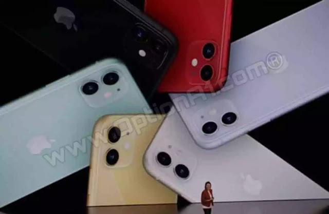 ابل تعلن عن سعر ومواصفات ايفون 11 المؤتمر وتعلن عن ميعاد توافرة بالاسواق iphone 11