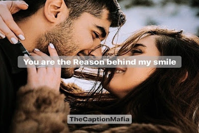 Best caption for love