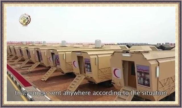 استعداد القوات المسلحة فى مواجهة كورونا