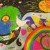 33ος παγκόσμιος διαγωνισμός αφίσας για την ειρήνη  από τη διεθνή οργάνωση λεσχών ΛAΪONΣ