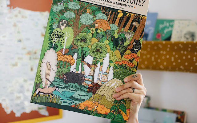 Edukacyjne książki dla dzieci (i dorosłych) - część 3: zwierzęta i rośliny - CZYTAJ DALEJ