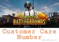PUBG Mobile Customer Care Number