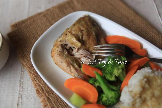 Resep Ayam Panggang Utuh dengan Gravy JTT
