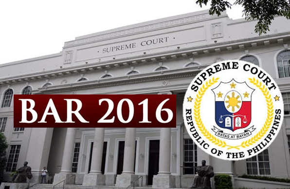 November 2016 Bar exam results out on May 2 - sources