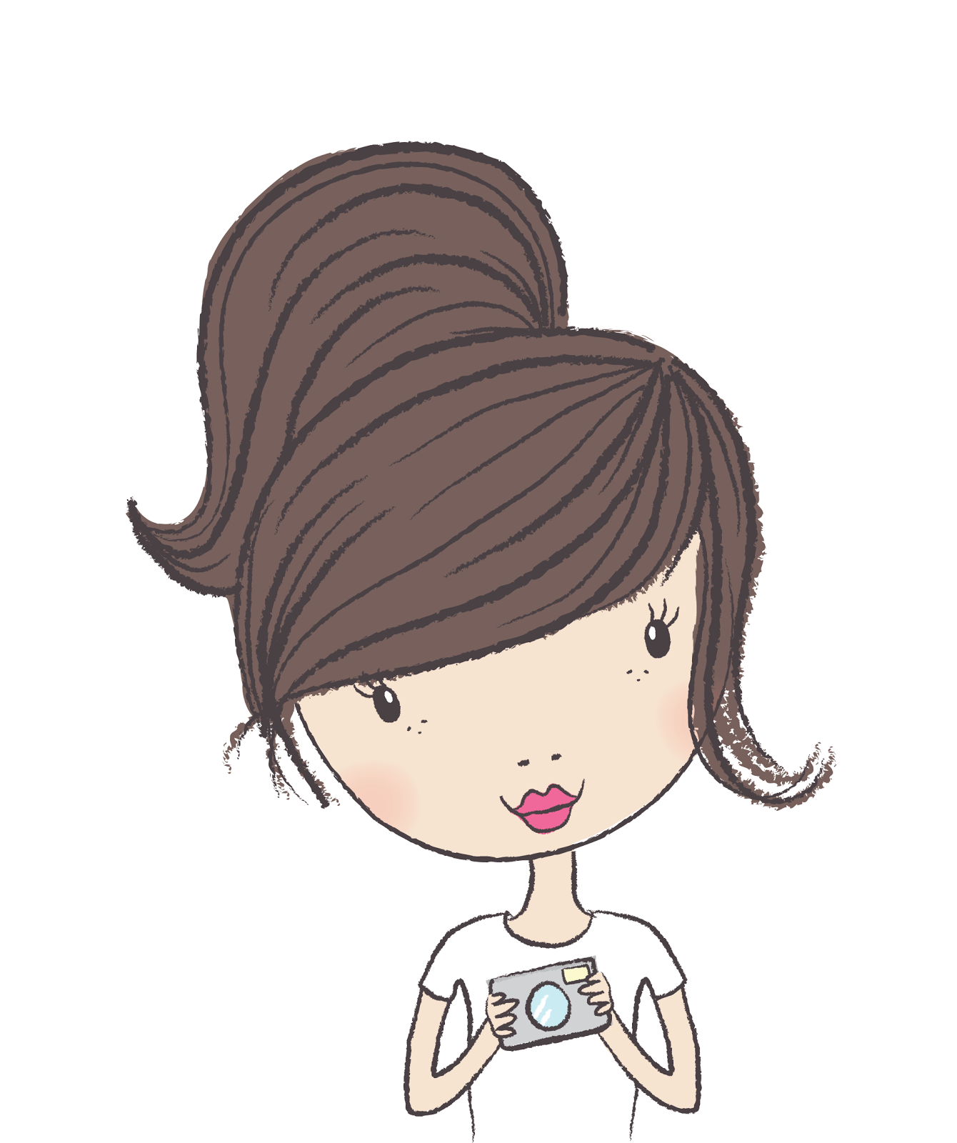Emily Kiddy Fashion Illustration 15 Girl Illustration