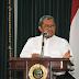Gubernur Jawa Barat, Aher Mendapat Pena Emas dari PWI