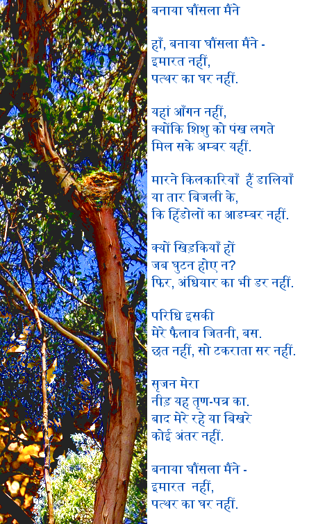 Manoj Pandey Poeam