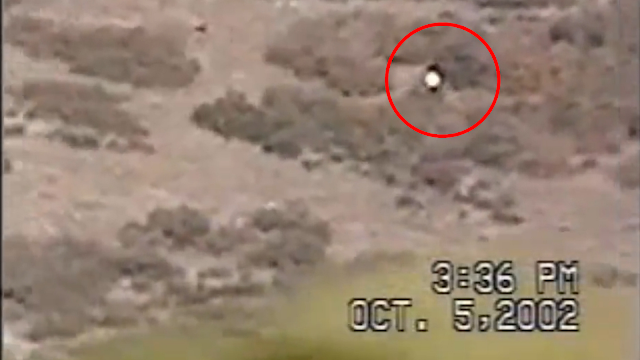 I well and truly believe this 2002 Utah UFO video is real.