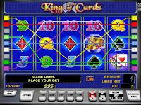 Jocuri ca la aparate King of Cards 2 online