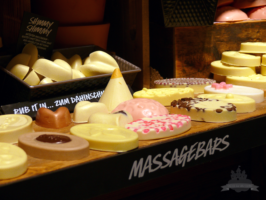 Lush Massagebars