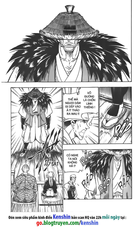 Rurouni Kenshin chap 34 trang 18