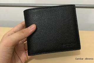 coach Rekomendasi dompet kulit asli untuk pria