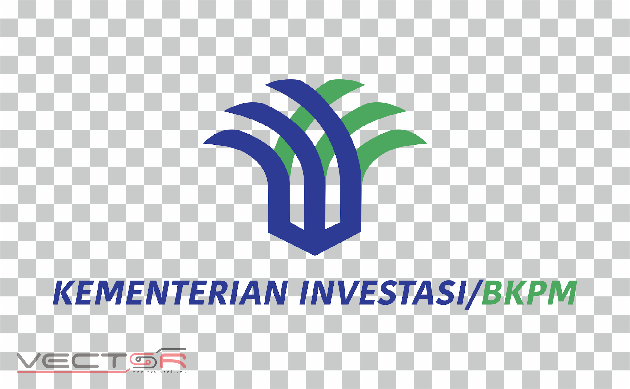 Logo Kementerian Investasi/BKPM - Download .PNG (Portable Network Graphics) Transparent Images