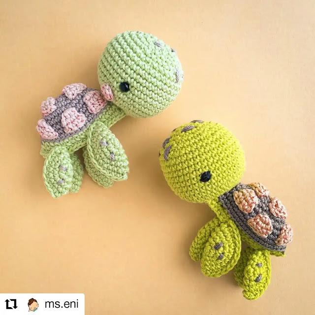 Apliques y Amigurumis a Crochet