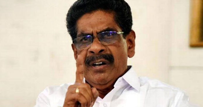 Mullapally Ramachandran says liquor shops in the state should be closed in the wake of coronation,www.thekeralatimes.com