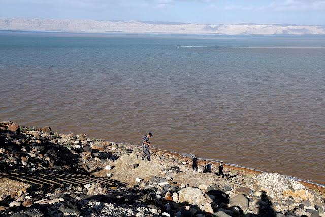 Jordan flood death toll rises to 20, most of them school pupils