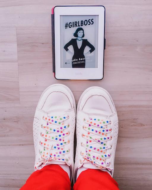 #Girlboss: A Inspiradora História da Executiva de 100 Milhões de Dólares, CEO do Site - Sophia Amoruso