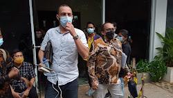 Saksi Ahli Pemohon PKPU EDC CASH Ditolak Majelis  Hakim Karena Tidak Ada Surat Tugas