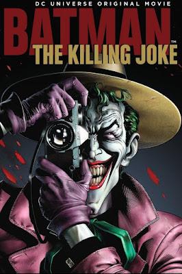 batman zabójczy żart film animowany recenzja joker