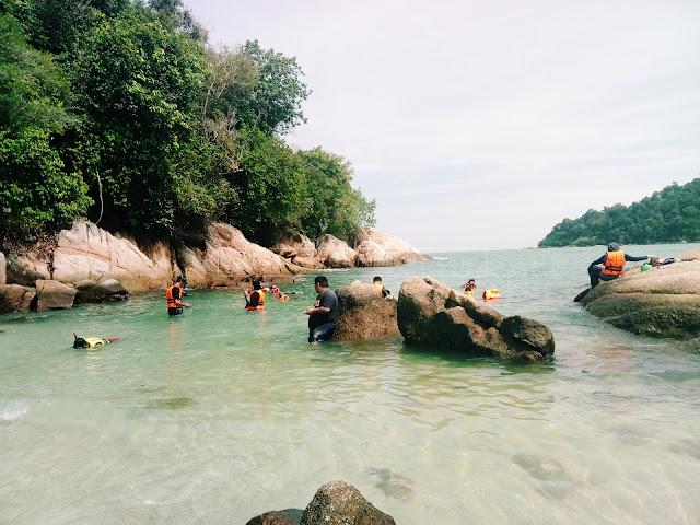 Percutian Ke Pulau Pangkor 2016