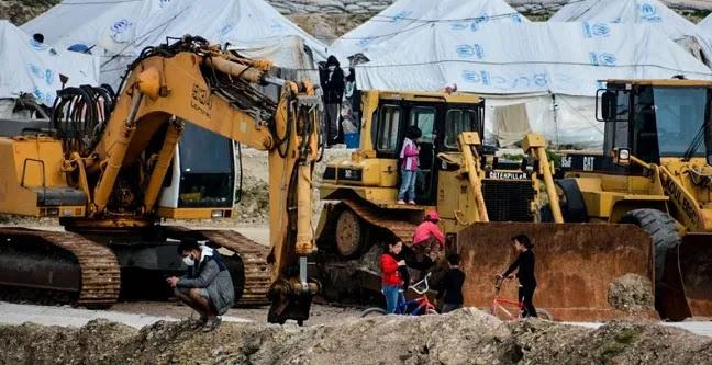 Ξεκινά η ανέγερση πόλεων παράνομων μεταναστών στην Ελλάδα: 598.000.000 ευρώ για εγκαταστάσεις