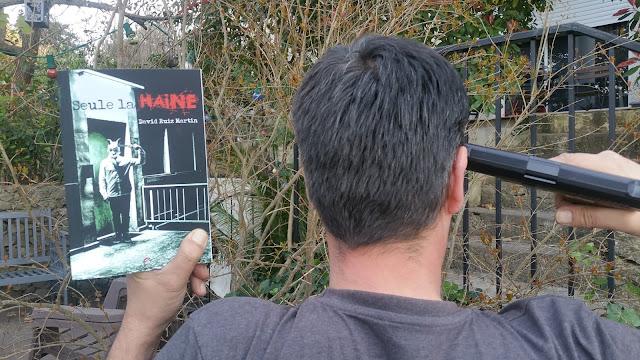 Seule la haine David ruiz martin chronique littéraire happybook happymanda