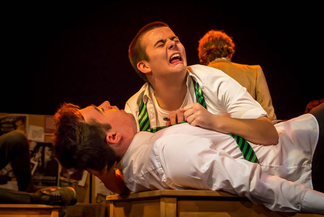 Transvestite theatre and boy actors