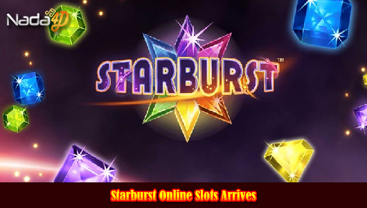 Starburst Online Slots Arrives