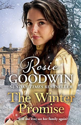 The Winter Promise by Rosie Goodwin memory lane cover