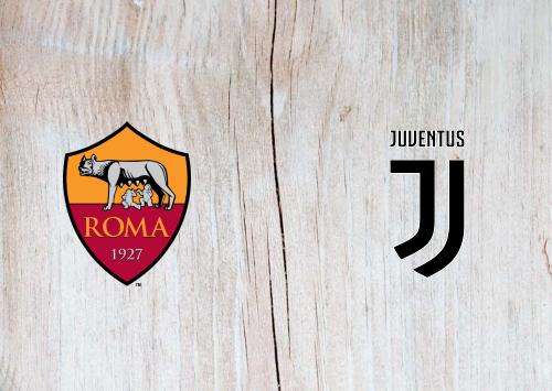 Roma Vs Juventus Full Match Highlights 12 January 2020