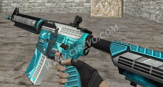 Skin M4A4 - Star Limited - HD CS 1.6