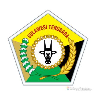 Provinsi Sulawesi Tenggara Logo vector (.cdr)