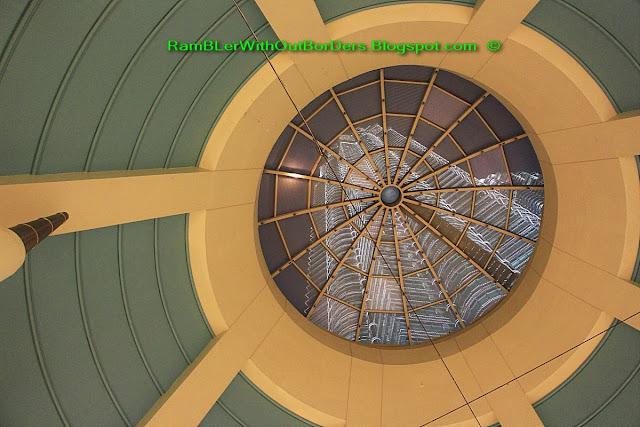 Dome, Interior, Petronas Twin Tower, Suria KLCC, KL, Malaysia