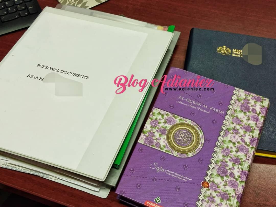 Bekerja Dari Rumah | Sila kemas pejabat dan bawa pulang dokumen kerja yang penting