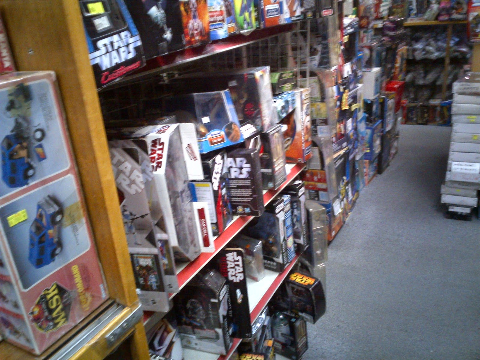 Hong Kong Toy Hunt - Star Wars