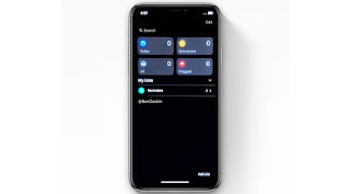 تسريبات مصورة لتحديث iOS 13 وميزة الثيم المظلم قبل مؤتمر ابل