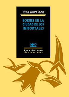 Borges en la ciudad de los inmortales / Vicente Cervera Salinas