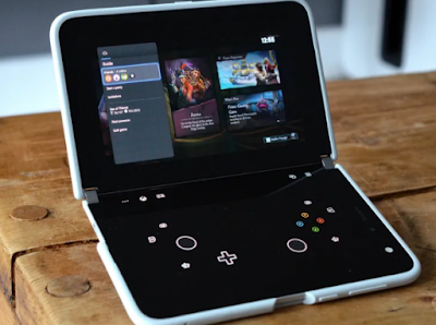 Microsoft has converted Surface Duo into a handheld Xbox