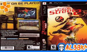 تحميل لعبة FIFA Street 2 psp iso مضغوطة لمحاكي ppsspp