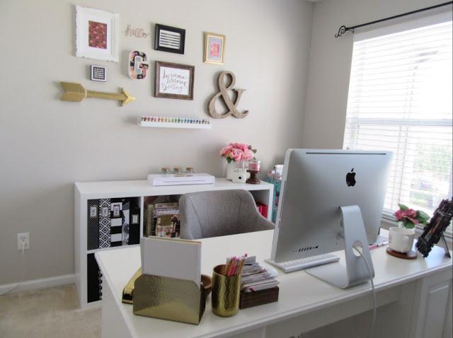 best home office craft room design ideas photo