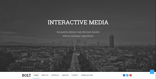 Bolt Blogger Template