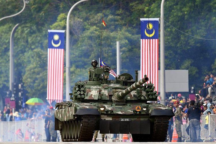 Malaysia Beli Peralatan Militer Dengan Kelapa Sawit